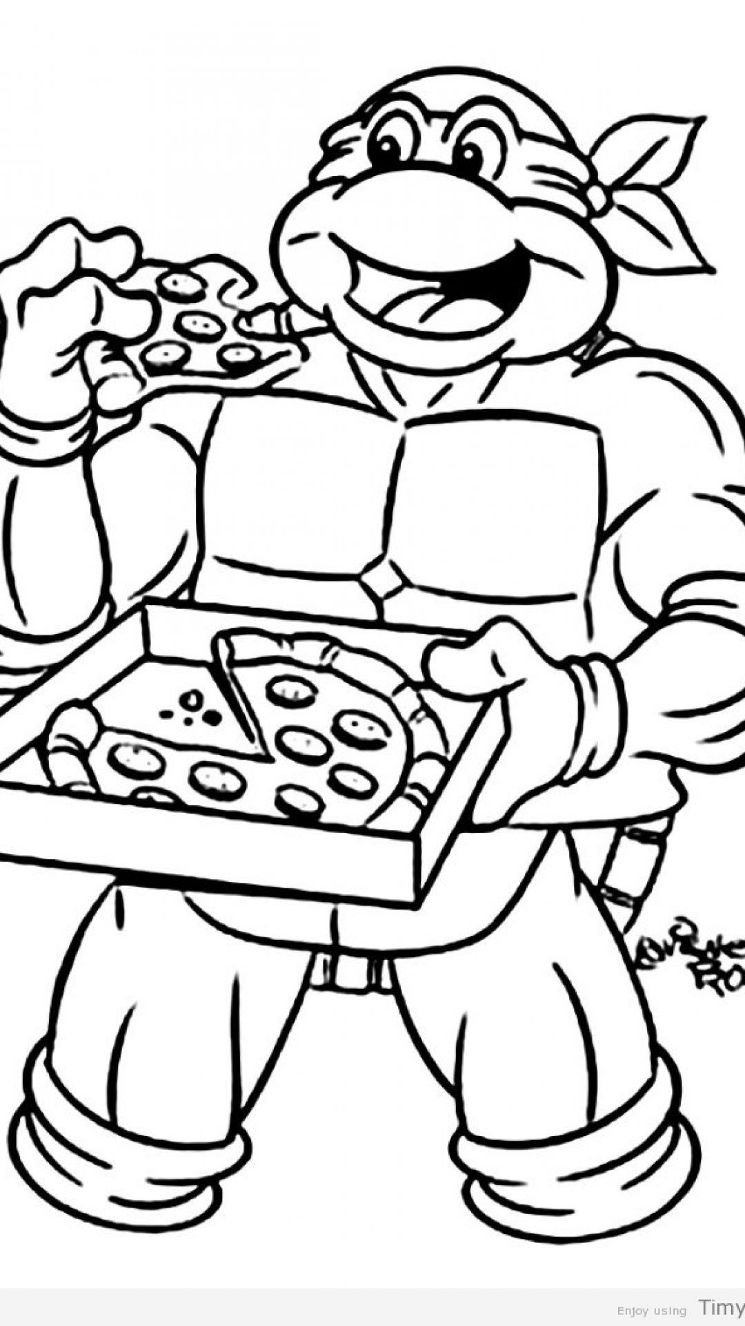 Printable Ninja Coloring Pages Collection Turtle Coloring Pages Ninja Turtle Coloring Pages Snake Coloring Pages