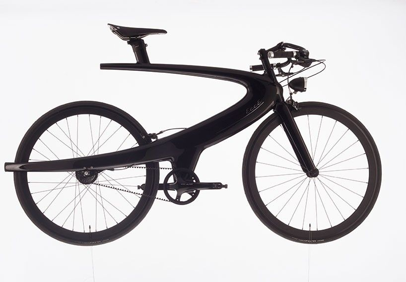 Ecce Cycles From Pierre Lallemand Escape The Typical Triangular
