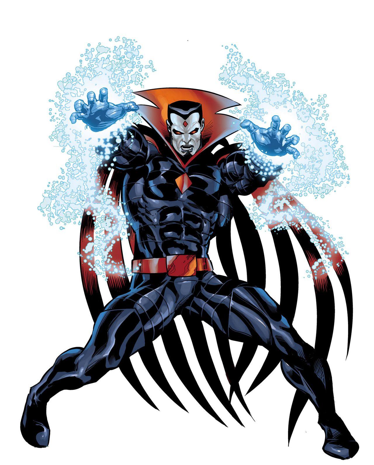 Resultado de imagen para marvel Mr. Sinister