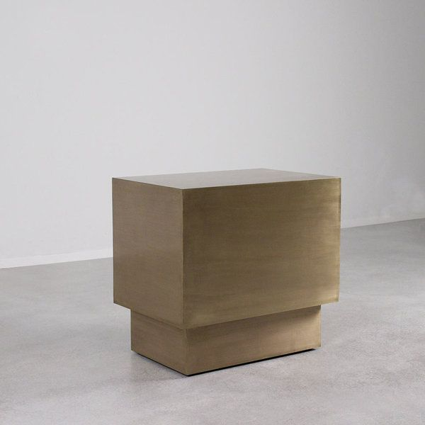 Buy Our Modern Brass End Table Online You Love Great Design And