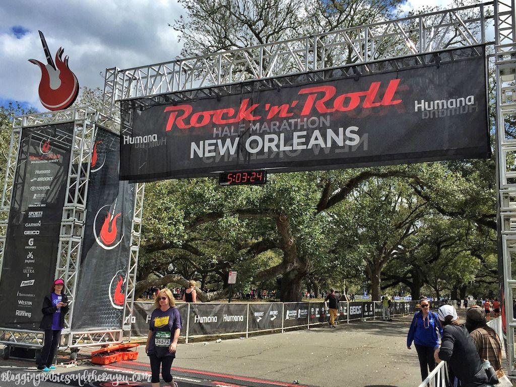 Rock N Roll New Orleans Marathon U0026 12 Marathon U0026 The Toyota USA Concert  Series In