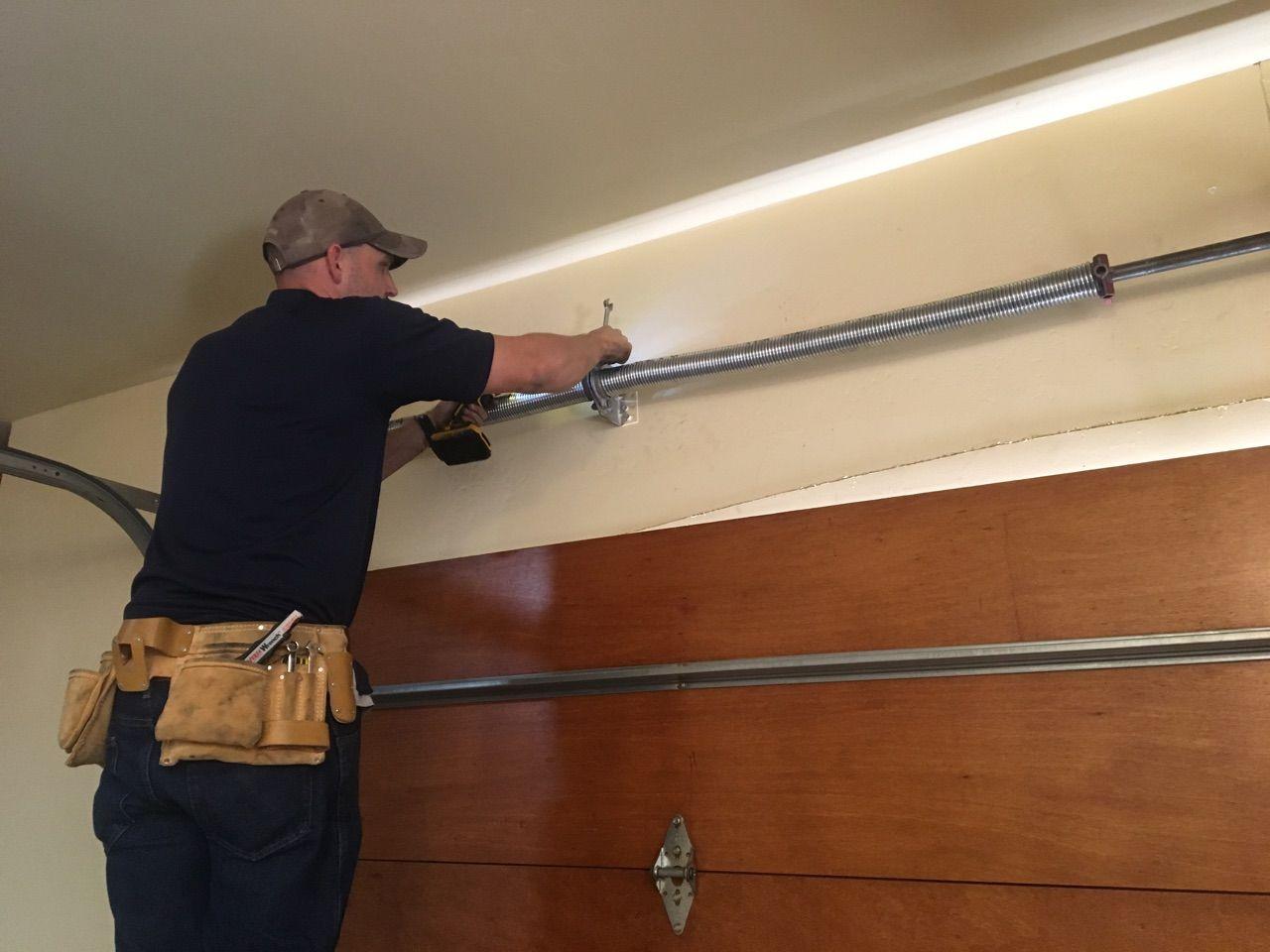 We At Bedford Cover Garage Door Repairs In Multiple Counties 24