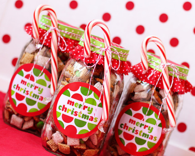 Christmas Craft Ideas For Gifts For Adults Part - 23: 60 Cute And Easy DIY Gifts In A Jar | Christmas Gift Ideas DIYReady.com