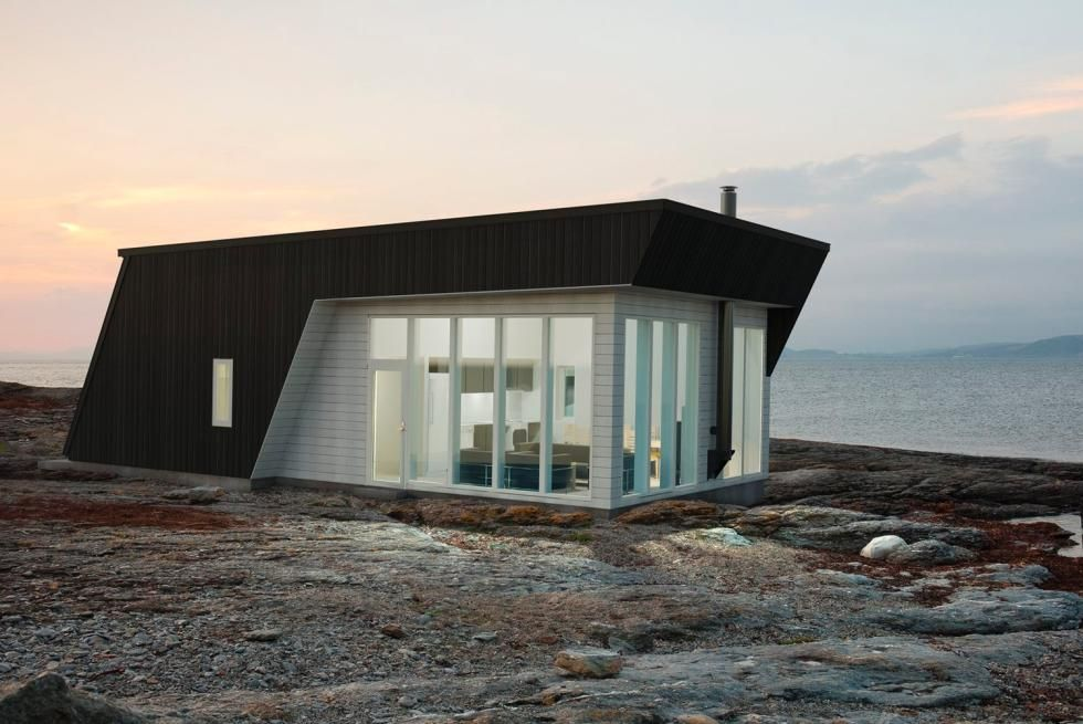 Captivating Cottage By The Sea Often Get A More Modern Look Than The Cabin In The  Mountains · Summer HousesBeach ... Great Pictures