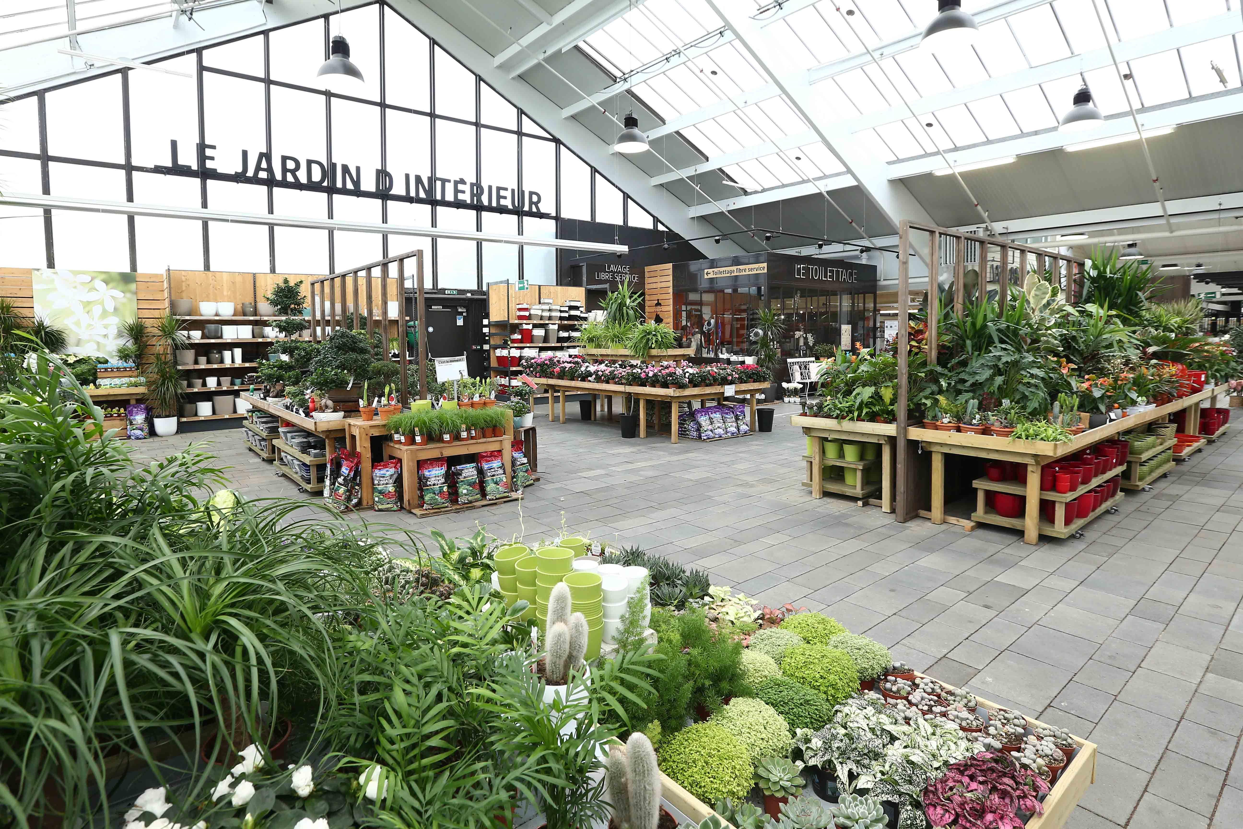 Groupe Lindera Jardinerie Centre De Jardinage Magasin De Jardinage