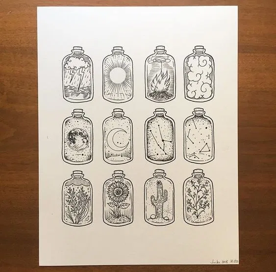 55 Cool Easy Things To Draw In Your Sketchbook Sketch Book