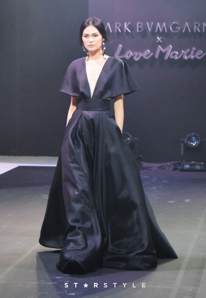 See the Stunning Collection of Mark Bumgarner x Love Marie Gowns