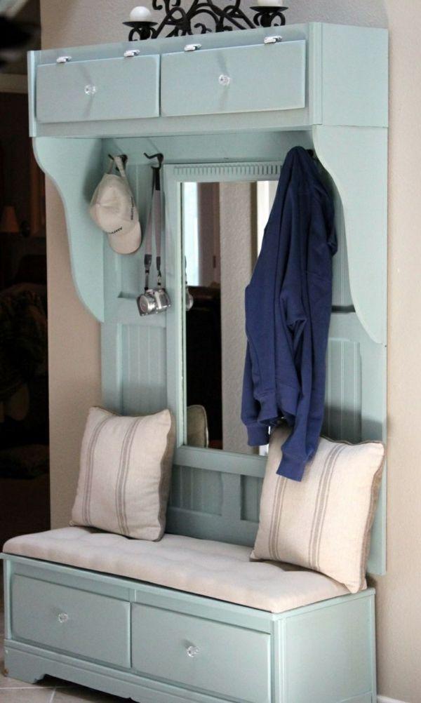 Alte Möbel neu gestalten und auf eine tolle Art und Weise aufpeppen ...