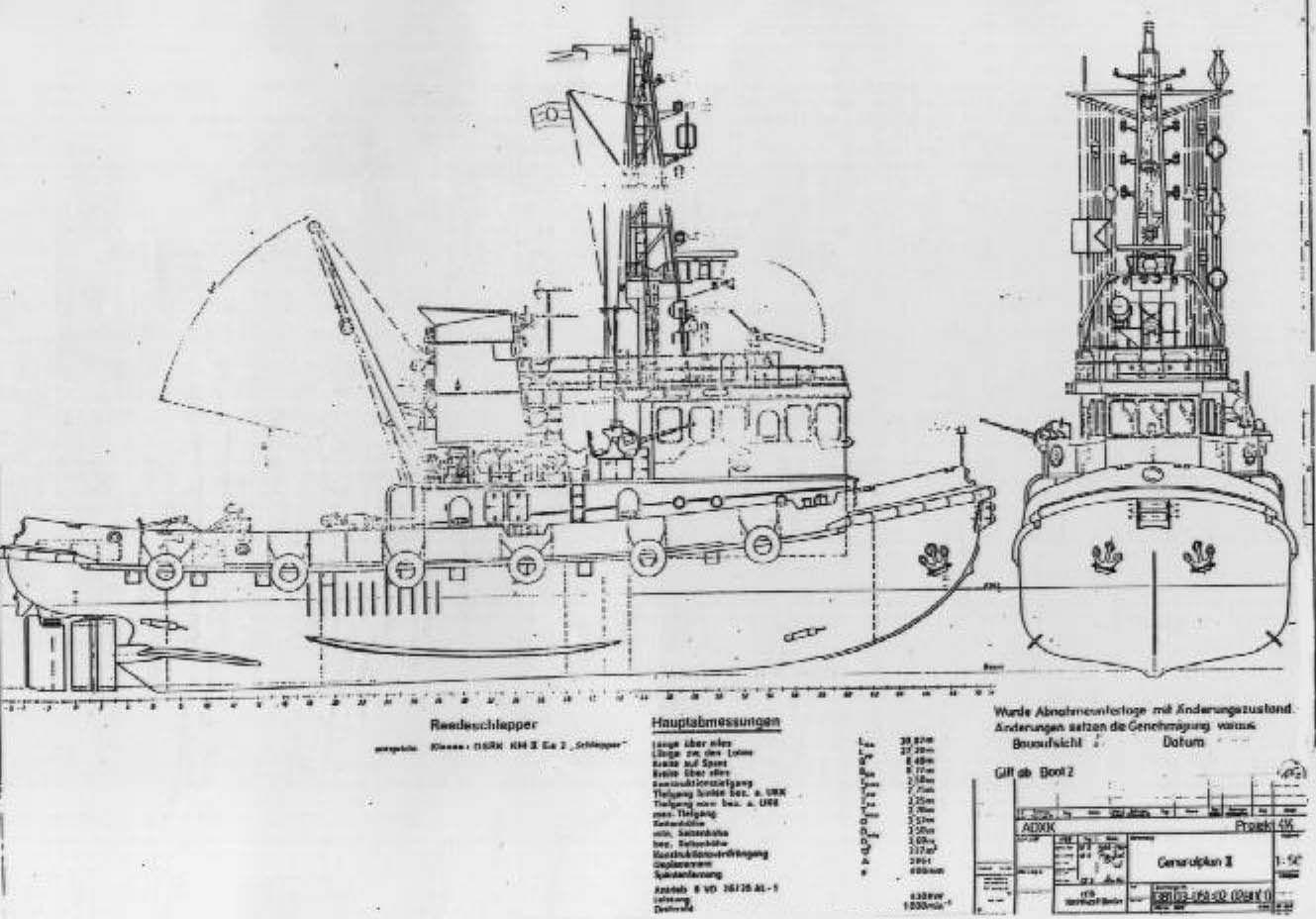 Free Boat Blueprints