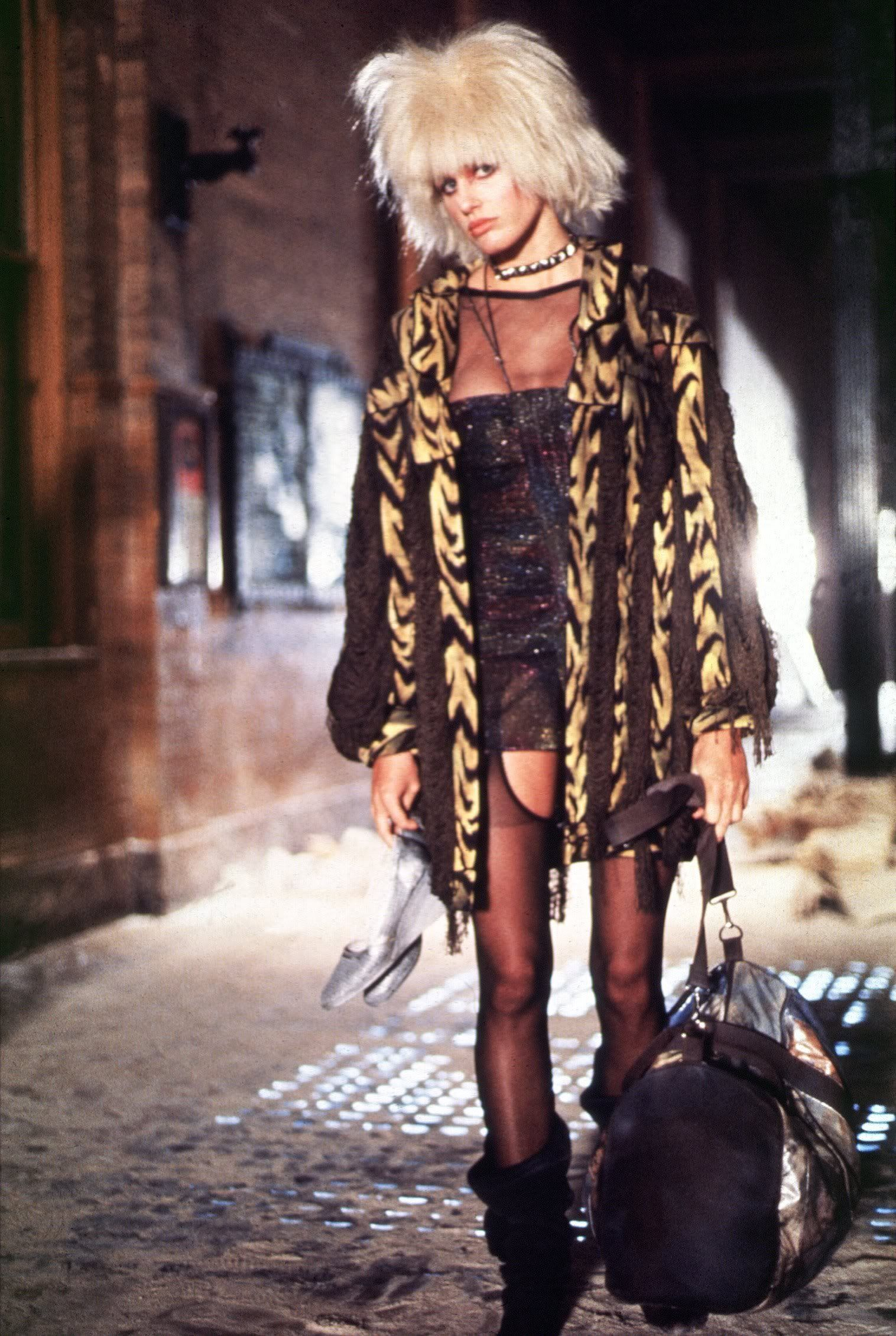 Barbie Meets Blade Runner At Ashley Williams' AW15 Show photo