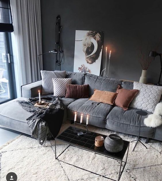 46 Cozy Living Room Ideas And Designs For 2019 Living Room Designs Cozy Living Rooms Room Decor