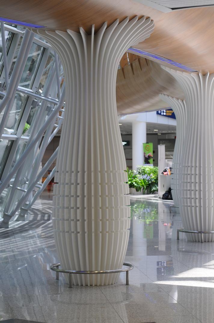Interior Column Design | Hotels /restaurants/bar/boutiques ...
