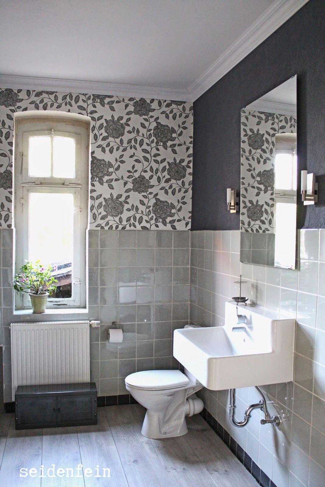 Renovieren  Kleines Bad  a new small bathroom ...