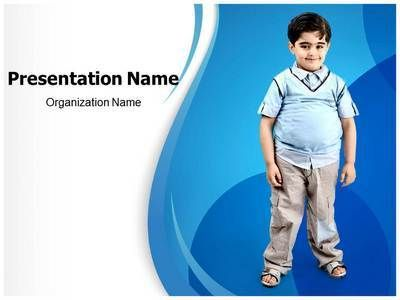 Download Our State Of The Art Obesity In Children Ppt Template Make
