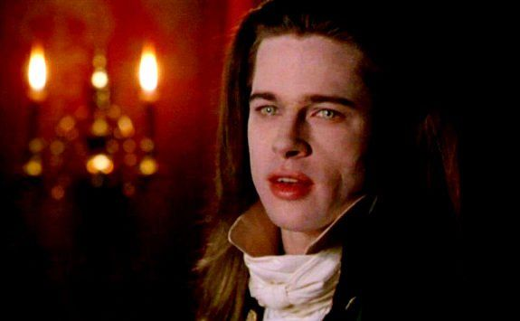 Interview With The Vampire The Vampire Chronicles 1994 Brad Pitt As Louis De Pointe Du Lac Interview With The Vampire Hot Vampires Male Vampire
