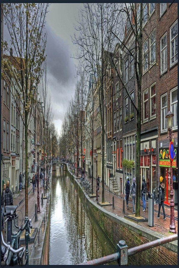 Liste de seaux d'Amsterdam