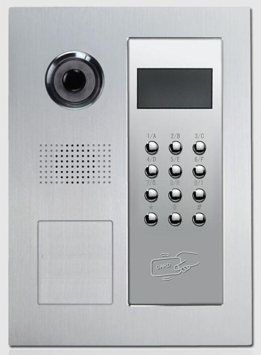 Building Apartments Video Door Phone Intercom Doorbell