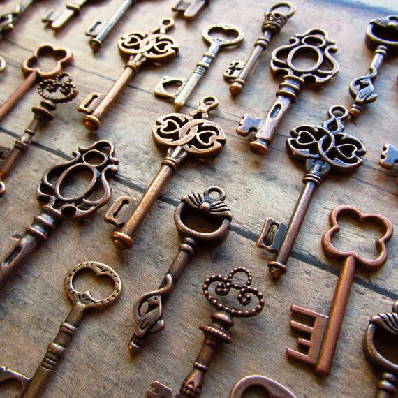 Best 25 Vintage Keys Ideas On Pinterest Keys Skeleton