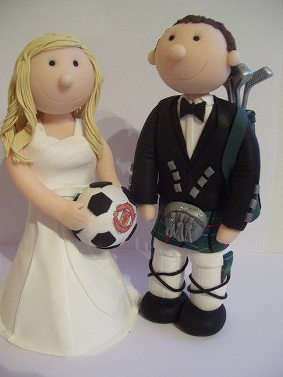 Eternal Cake Toppers