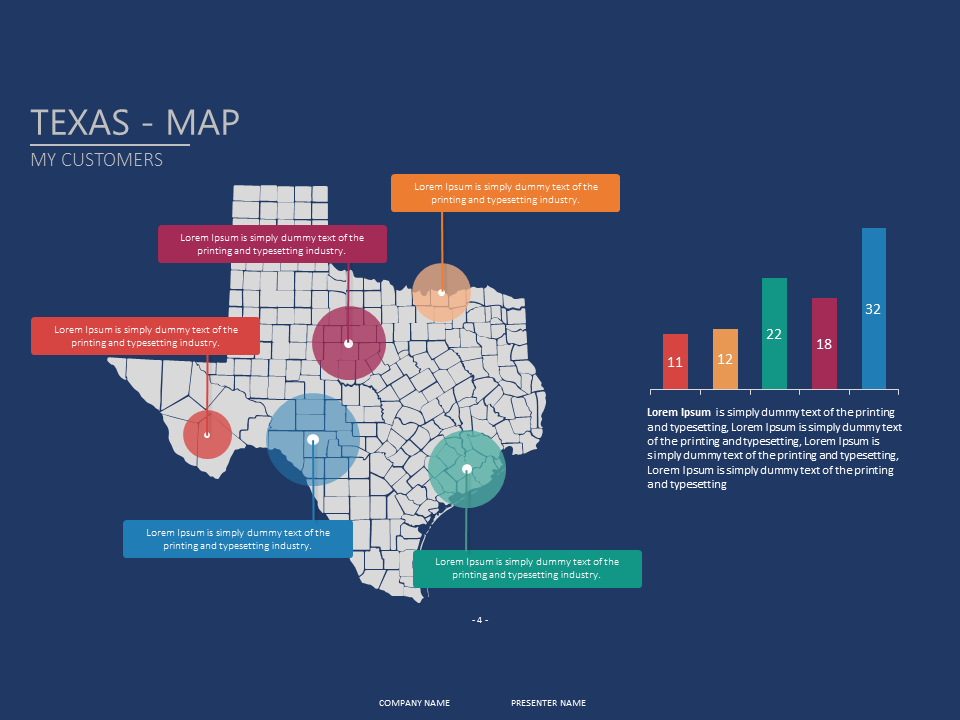 Texas map PowerPoint template   presentationdesign  slidedesign     Texas map PowerPoint template   presentationdesign  slidedesign