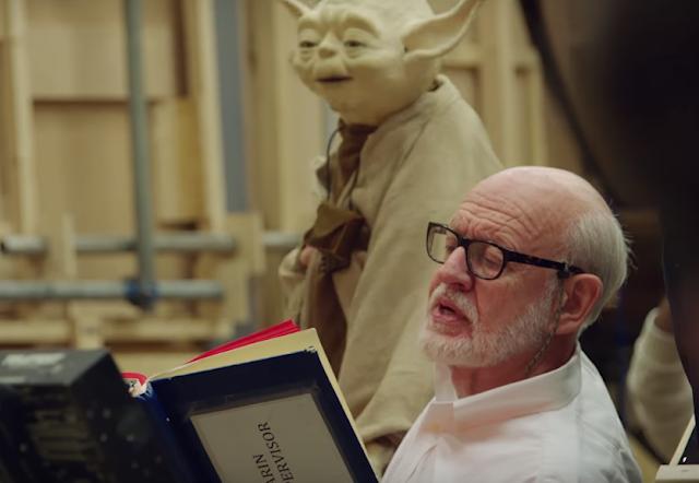 Frank Oz Talks Yoda On The Star Wars Show Star Wars Talking Yoda Yoda