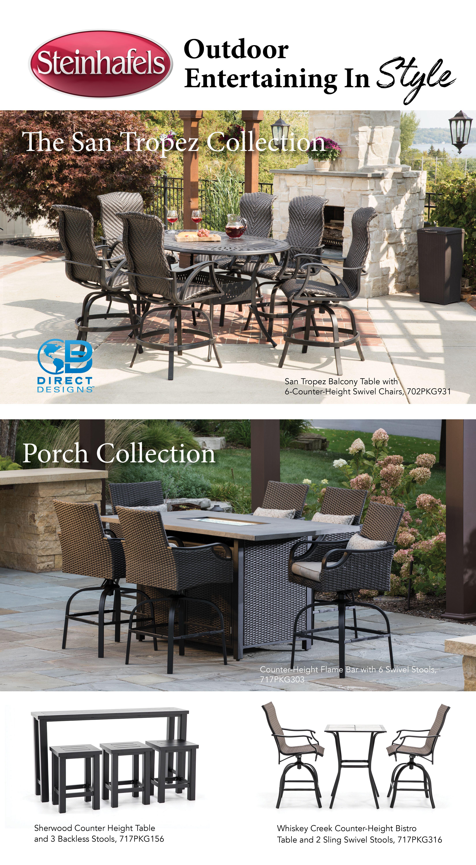 Steinhafels Patio Garden Landscaping Outdoor Furniture Sets Front Yard