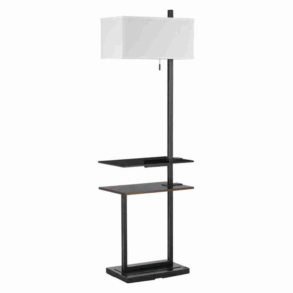 floor chrome white flat ideas handle nice metal table tray fabric black shade two steel cylinder lamp sample decor with awesome tube bronze for square