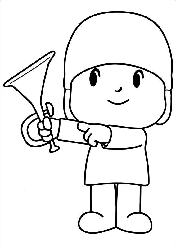 pocoyo ausmalbilder 28  desenhos para colorir pocoyo