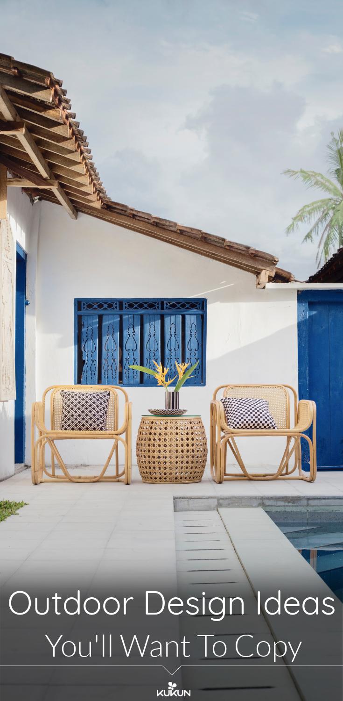 Inspiring Outdoor Design Ideas You\'ll Want to Copy   Outdoor ...