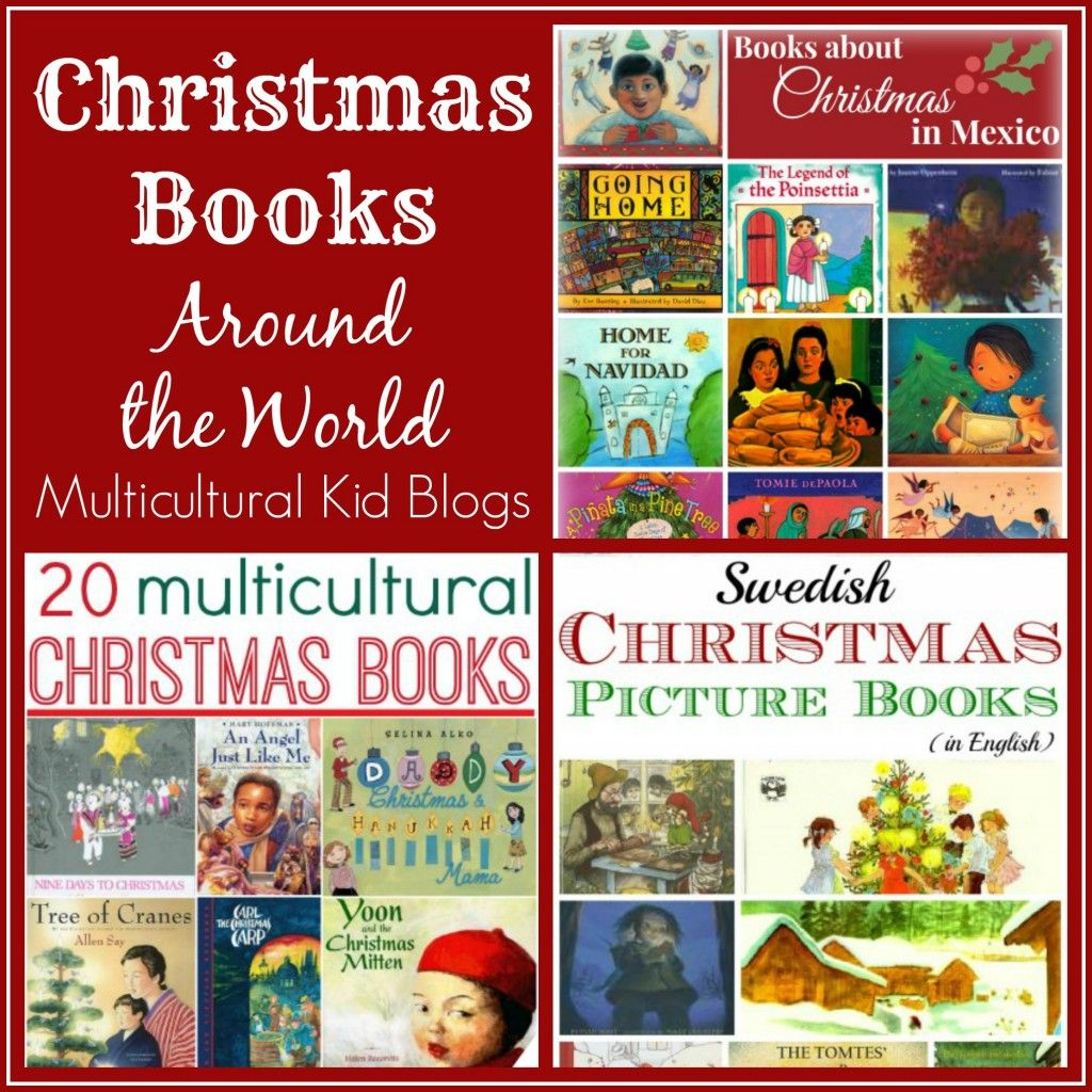 Christmas Books Around The World