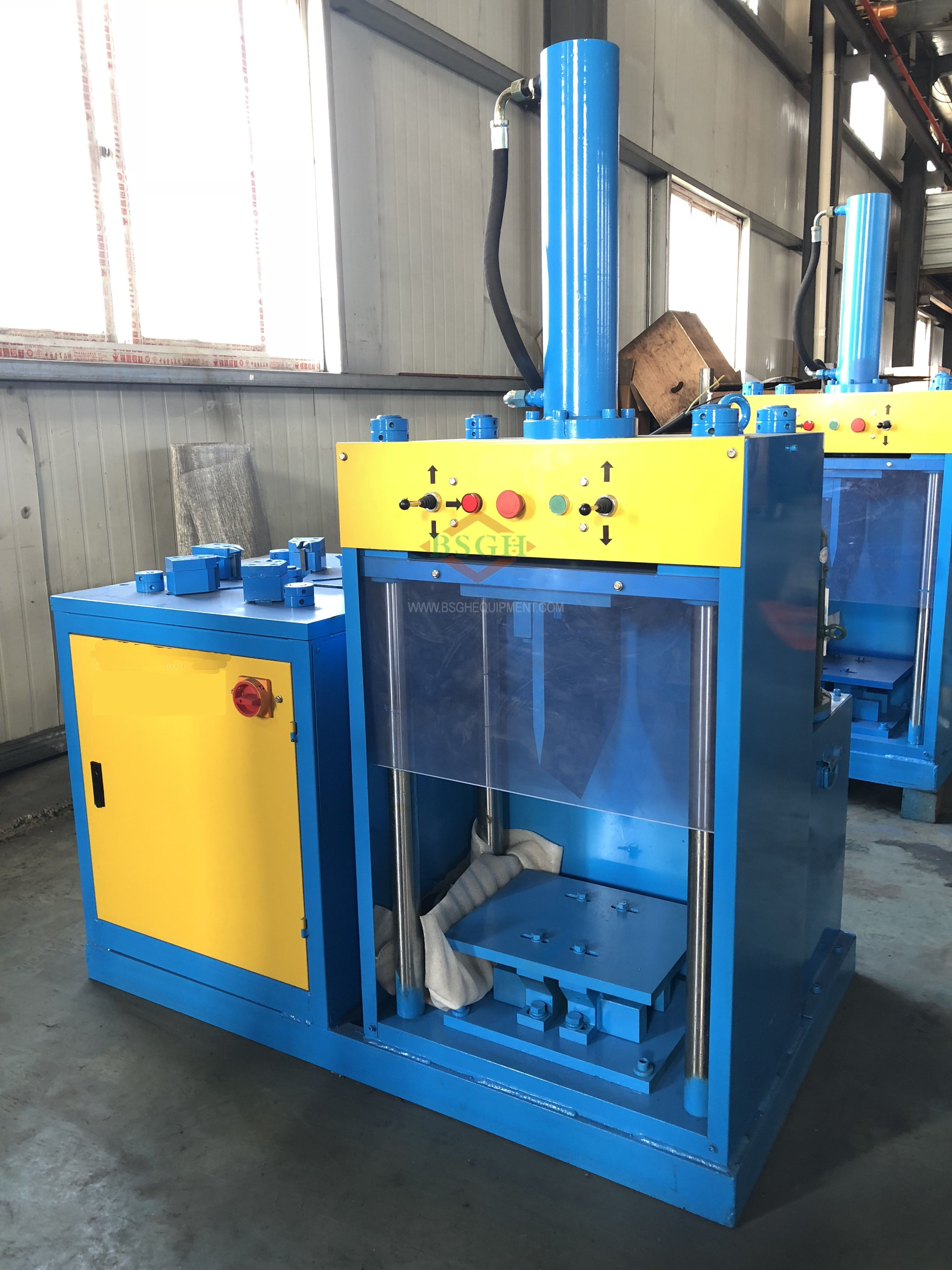 Automatic Motor Recycling Machine St 400 In 2020 Recycling Machines Recycling Machine
