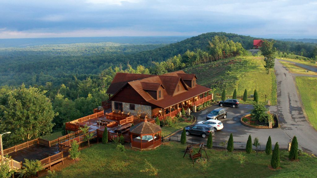 Blue Ridge Mountains North Carolina Homes Luxury Cabin In Vrbo