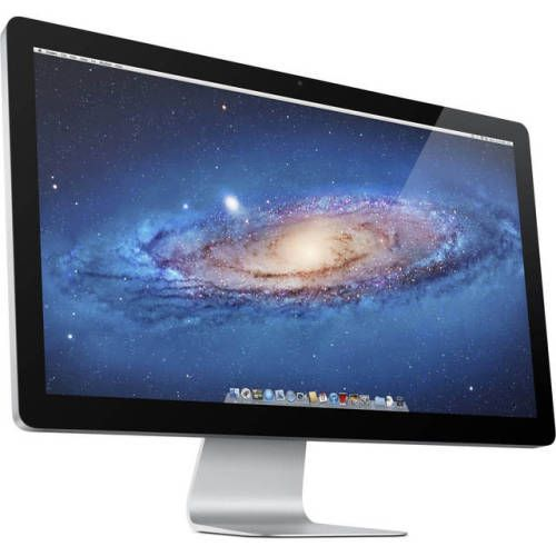 Lot Of Three Apple Thunderbolt A1407 27 Widescreen Lcd Thunderbolt Display Thunderbolt Monitor Mac Mini