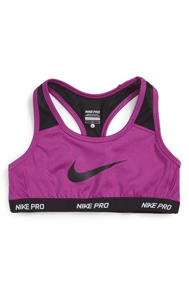 2334f3bbd5 Nike  Pro Hypercool  Dri-FIT Sports Bra (Big Girls)
