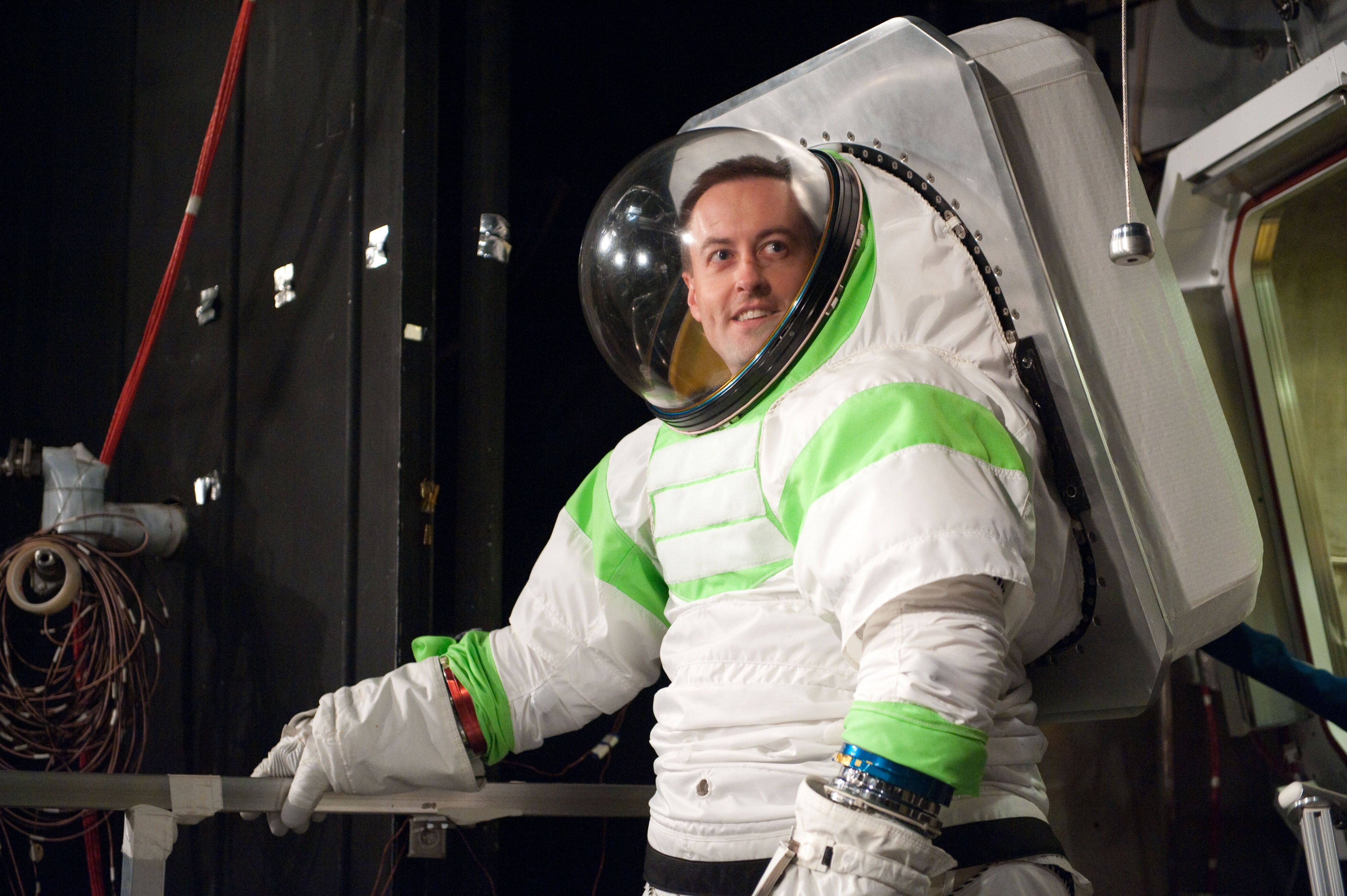 an interactive spacesuit experience nasa - HD4256×2832