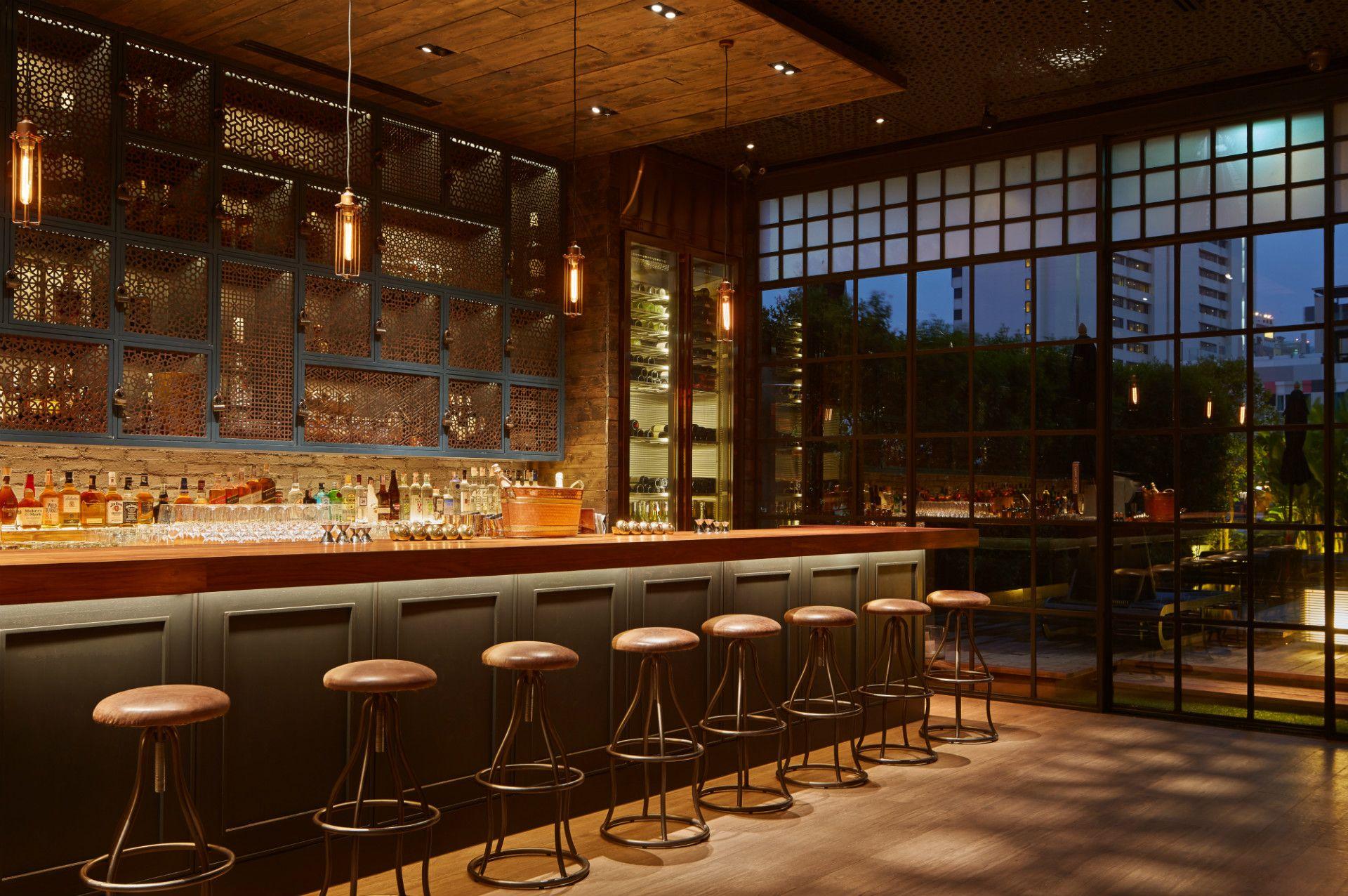 Indian restaurants interior design charcoalopt  venue designs  pinterest  restaurant wine