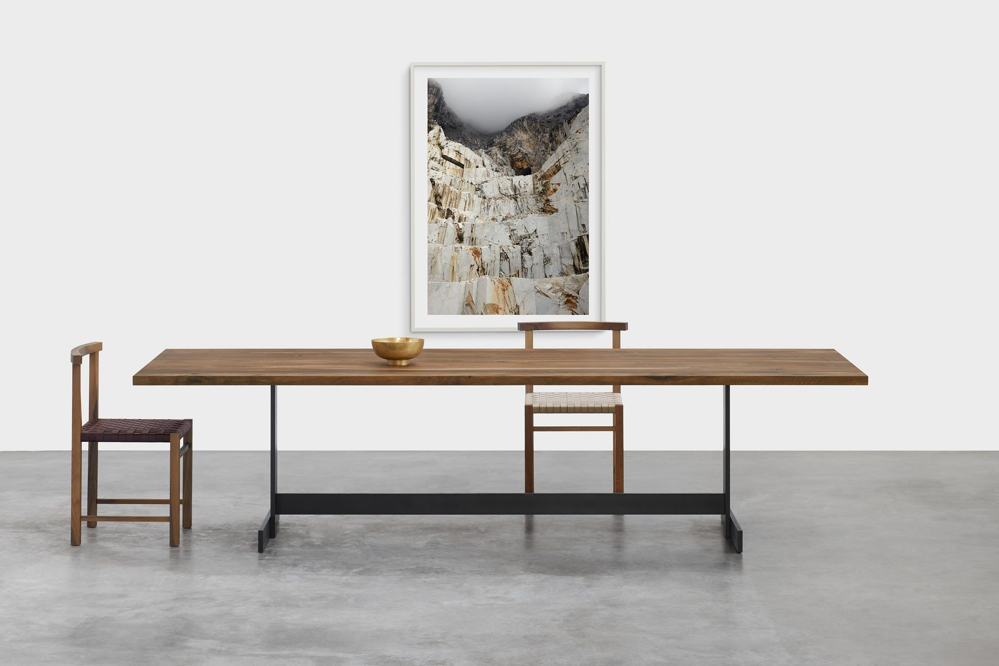 Kazmir Table By E15 Furniture Now Available At Haute Living