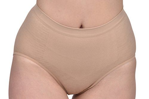 9012bfc32b61f Chiara Vicci Seamless Control Brief Nude Size Medium    Read more reviews  of the product