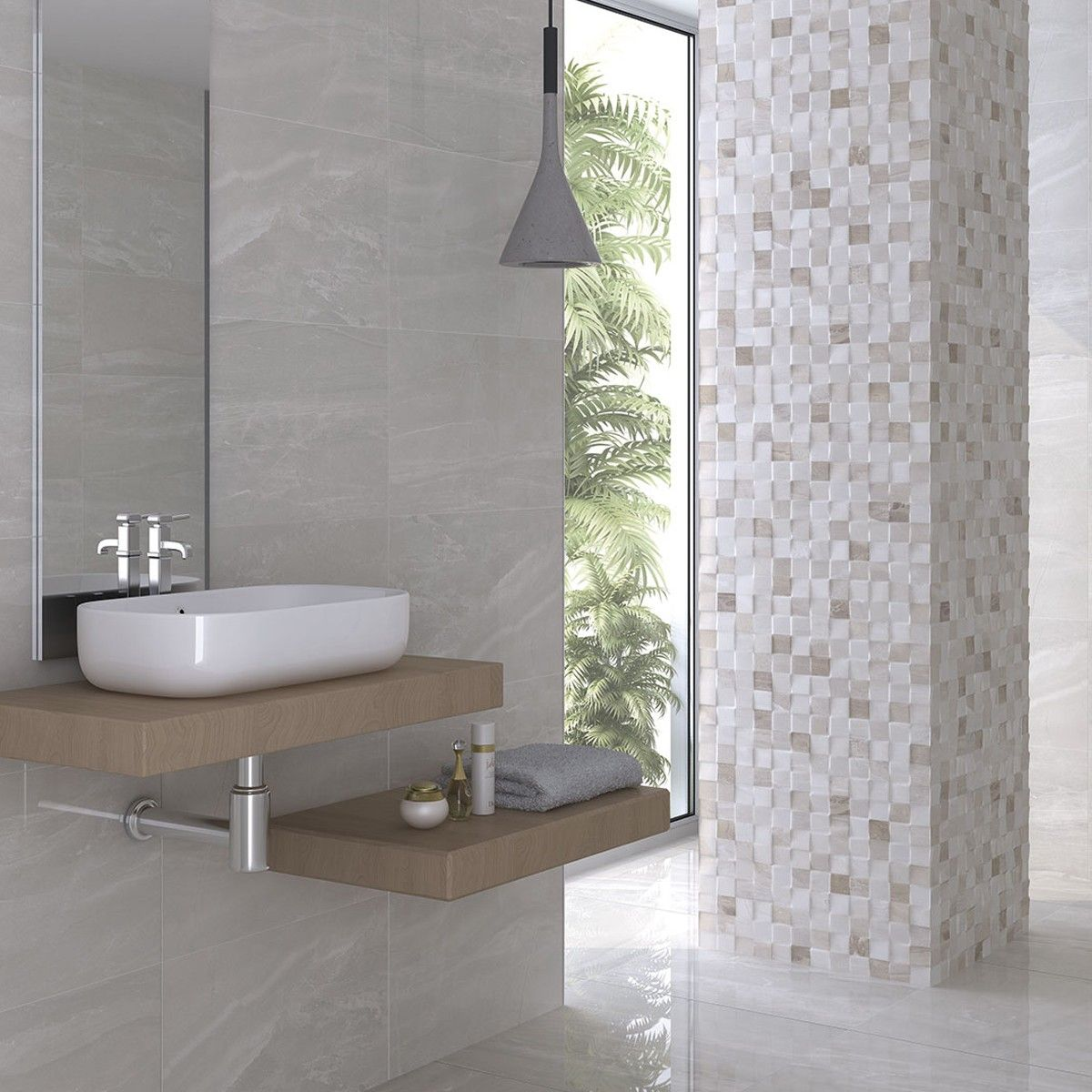 Atrium Kios Pearla 550mm X 333mm With Images Bathroom Wall Tile Wall Tiles