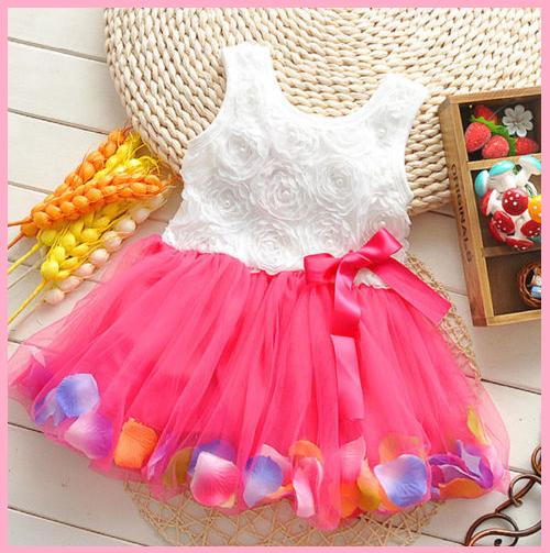 acb25562f fotos de vestidos de fiesta para niña de 2 años | El blog de la boda ...