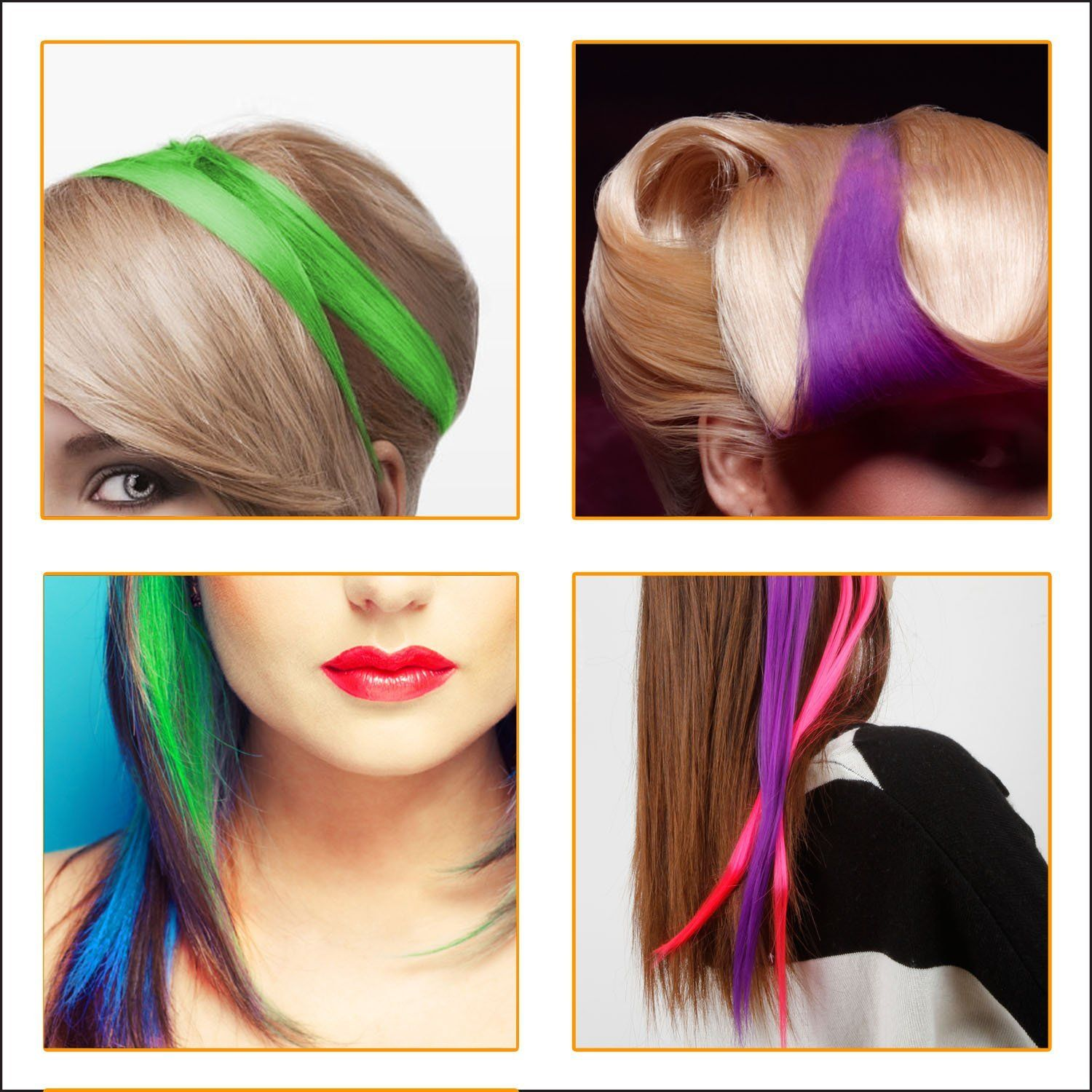 Cheap Colored Hair Extensions Colored Hair Extensions Coloured