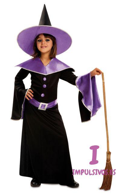 Disfraz de bruja del oeste para niña por 19 42b674866c4