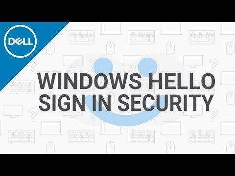💂 Learn how to set up windows hello facial recognition and