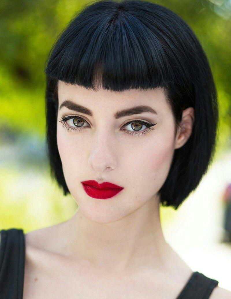 Lola blanc urban pop artist hair cuts u colors pinterest