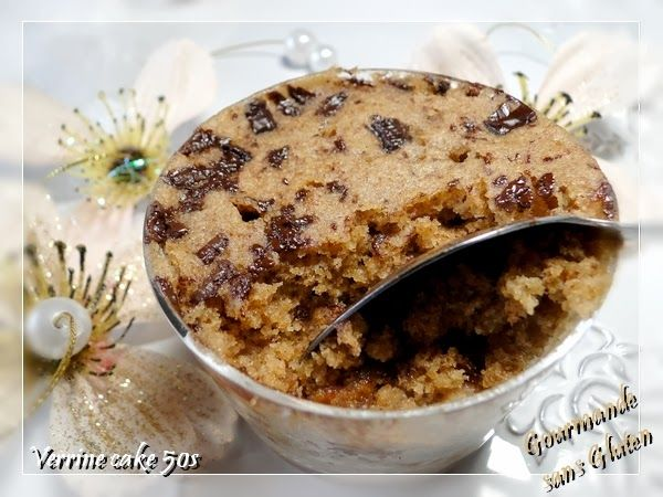 Gourmande sans gluten verrine cake 50s sans gluten sans - Recettes cuisine sans gluten ...