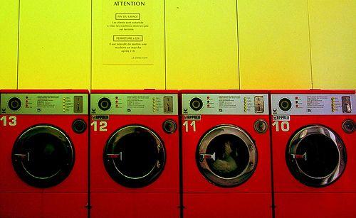 Launderette Laundry Business Coin Laundry Laundromat