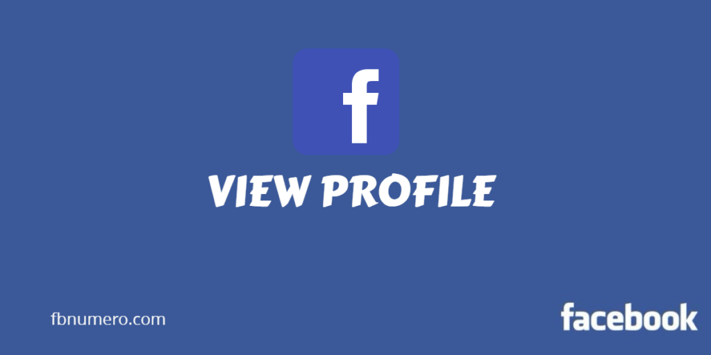 Can I See People Who View My Facebook Profile My Facebook Profile Facebook Profile Who Viewed My Facebook