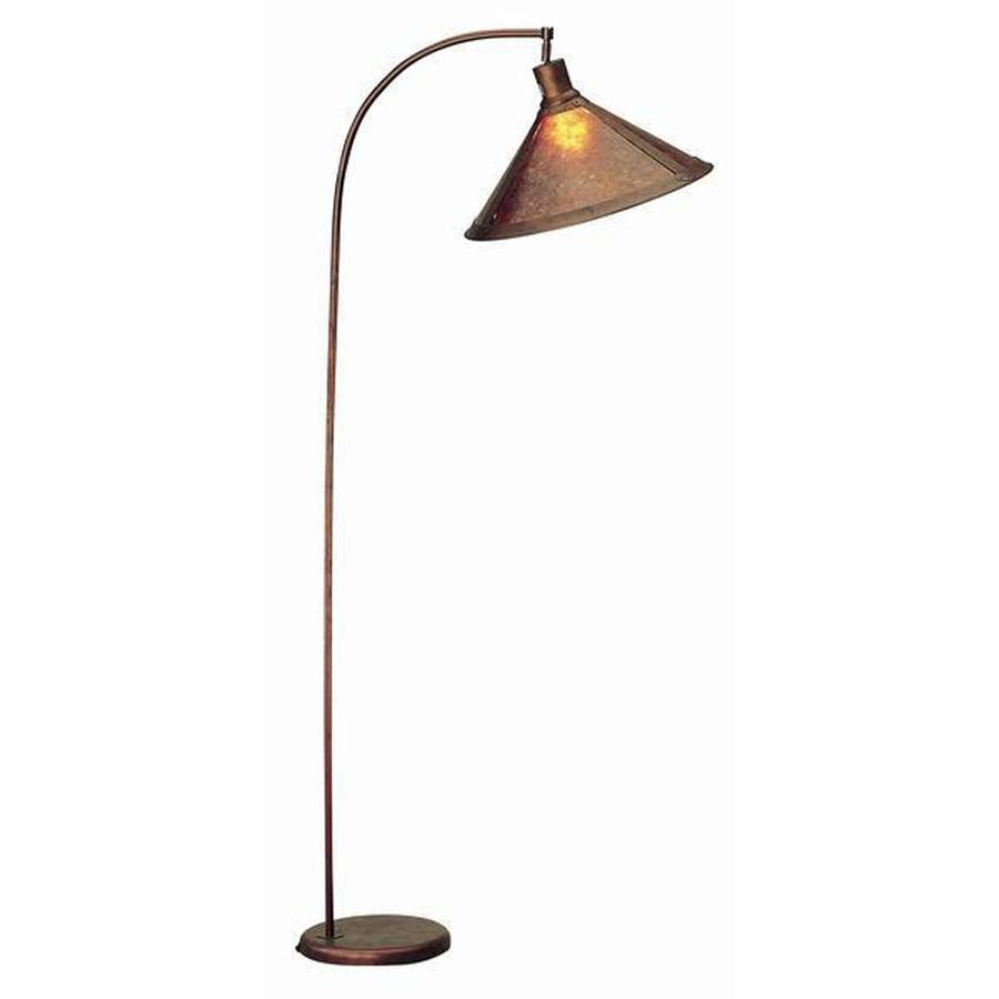 Shop Axis 68 In 3 Way Switch Rust Torchiere Indoor Floor Lamp With Lowes Glass Shade At Lowescom Tall But Really Like The Decorative And