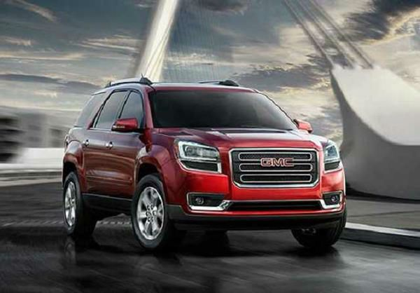 2016 Gmc Acadia Colors