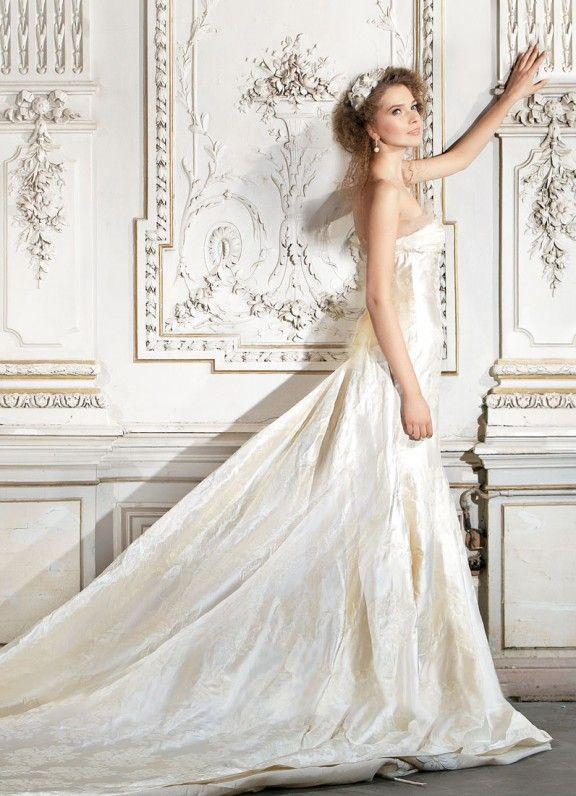 Триумфальное шествие | Мода | Фото | Wedding-magazine.ru - все о свадьбе для невест!